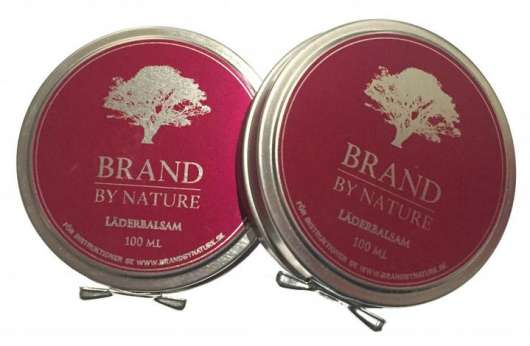 Brand by Nature 100g Läderbalsam