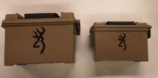 Browning Buckmark Dry Storage Box 2-pack