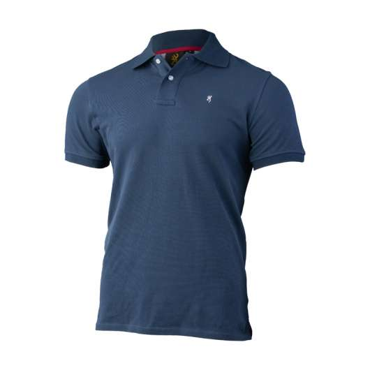 Browning Ultra 78 Polo Shirt  Blå