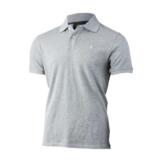 Browning Ultra 78 Polo Shirt  Grå