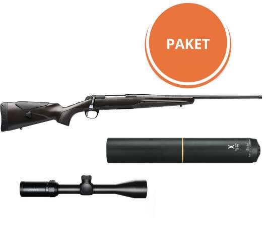 Browning X-Bolt Composite Brown Adjustable Paket