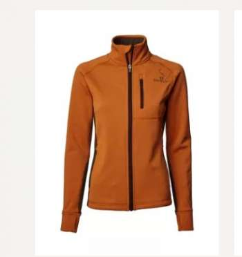 Chevalier Tay Fleece Dam Orange/Brown