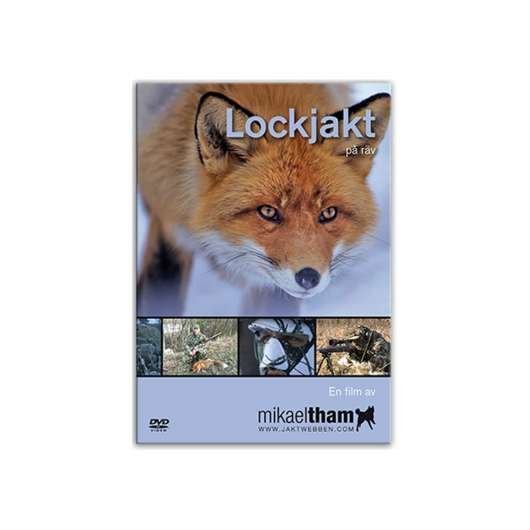 DVD-Film Lockjakt på Räv