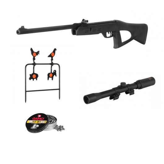 Gamo Juniorpaket 4,5mm