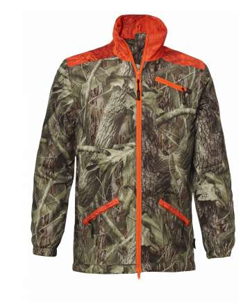 Jacka Chevalier Pointer JR Camo Coat