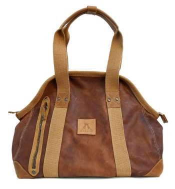 Kakadu Small Doctors Bag Leather