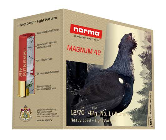 Norma Special 36g 12/70 US1