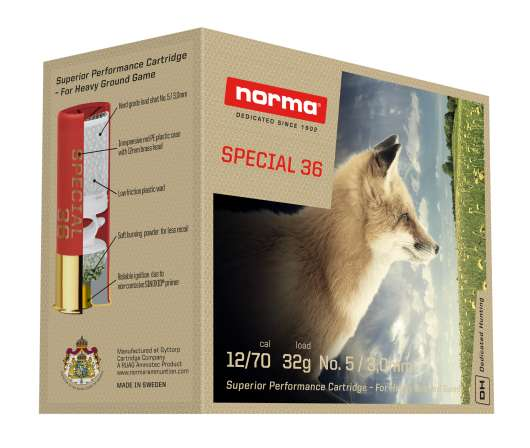 Norma Special 36g 12/70 US3